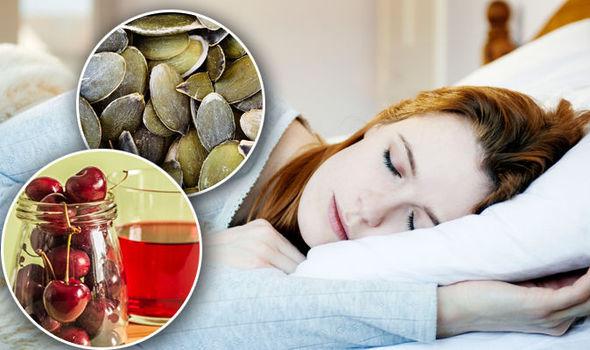 Alimente care pot ajuta sau afecta  somnul